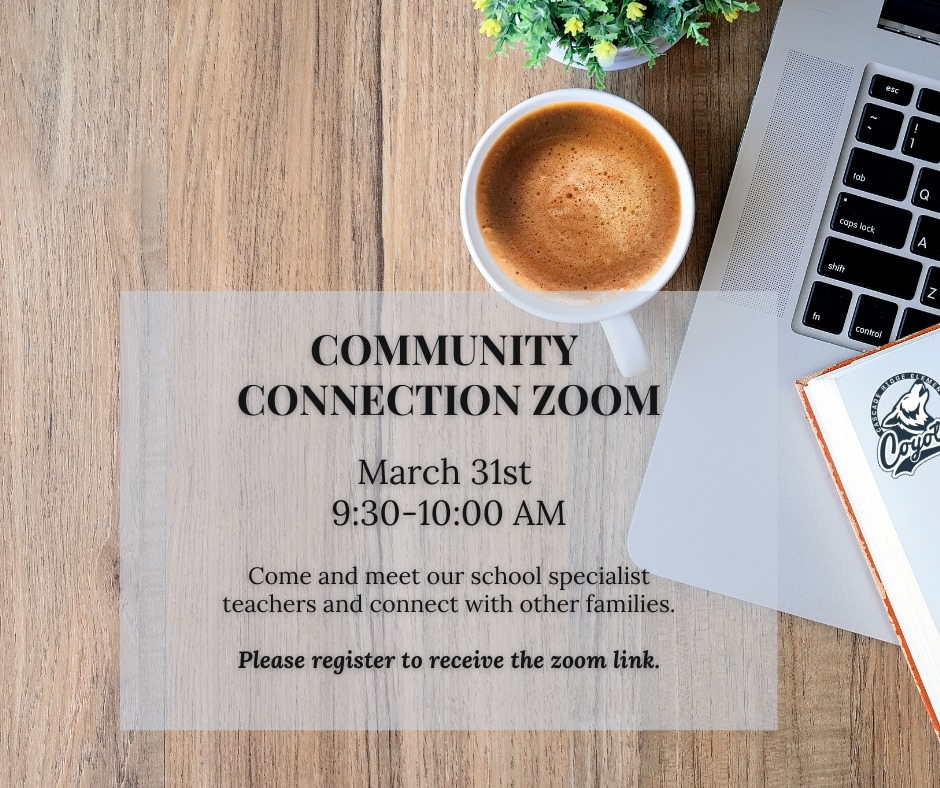 Community Connection Zoom