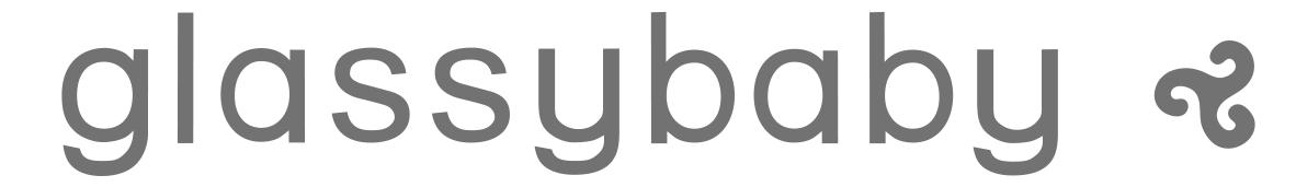 glassybaby logo