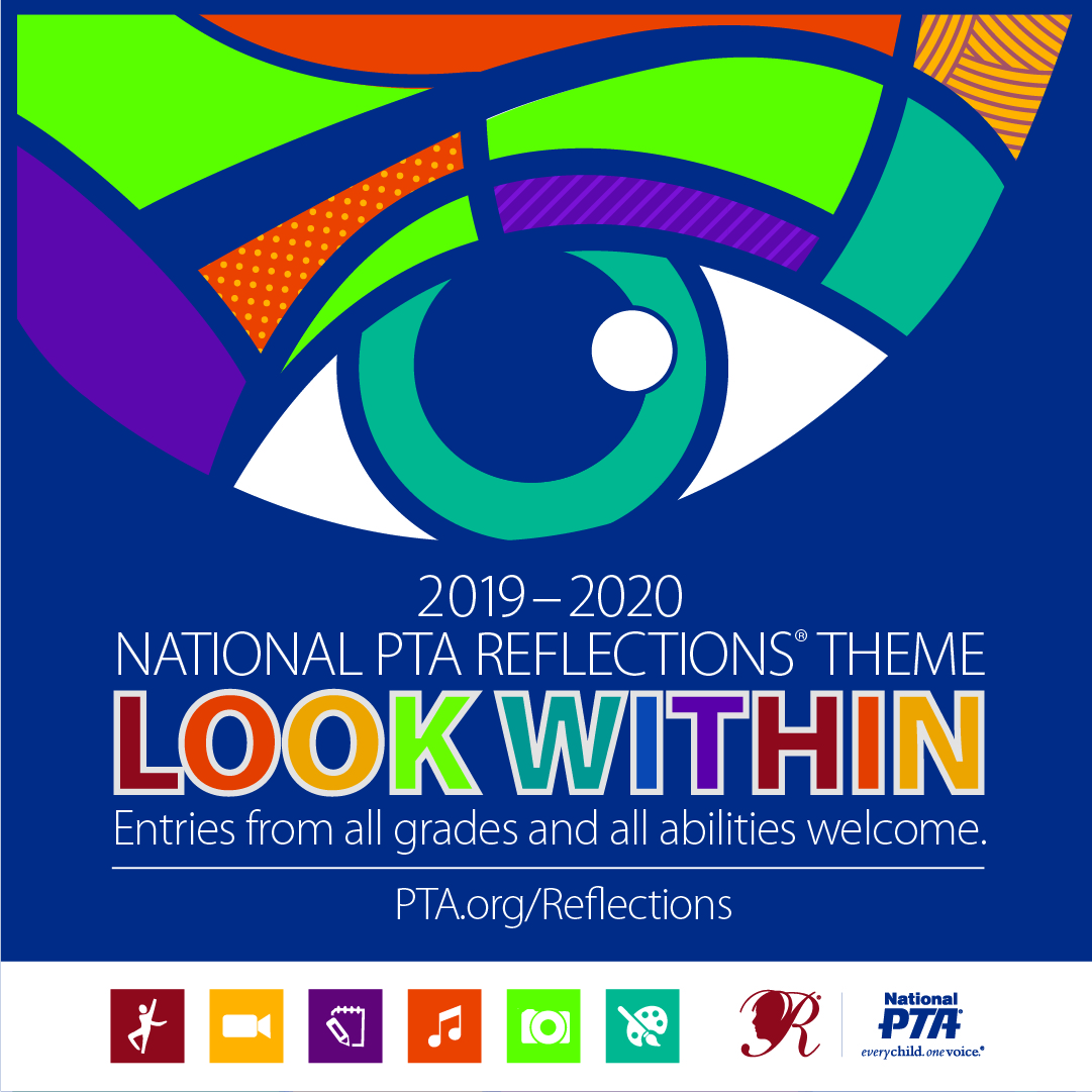 Look Within 2019-20 Reflections Theme