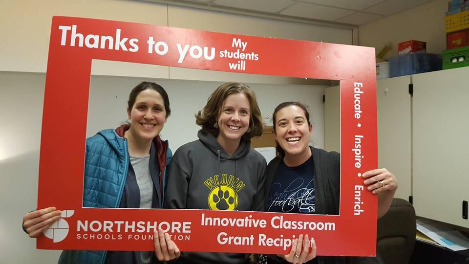 Innovative Classroom Grants : Northshore schools foundation fall grant recipients