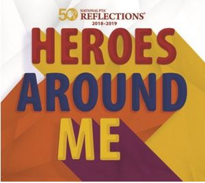 Heroes Around Me Logo