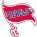 Rebel flag red
