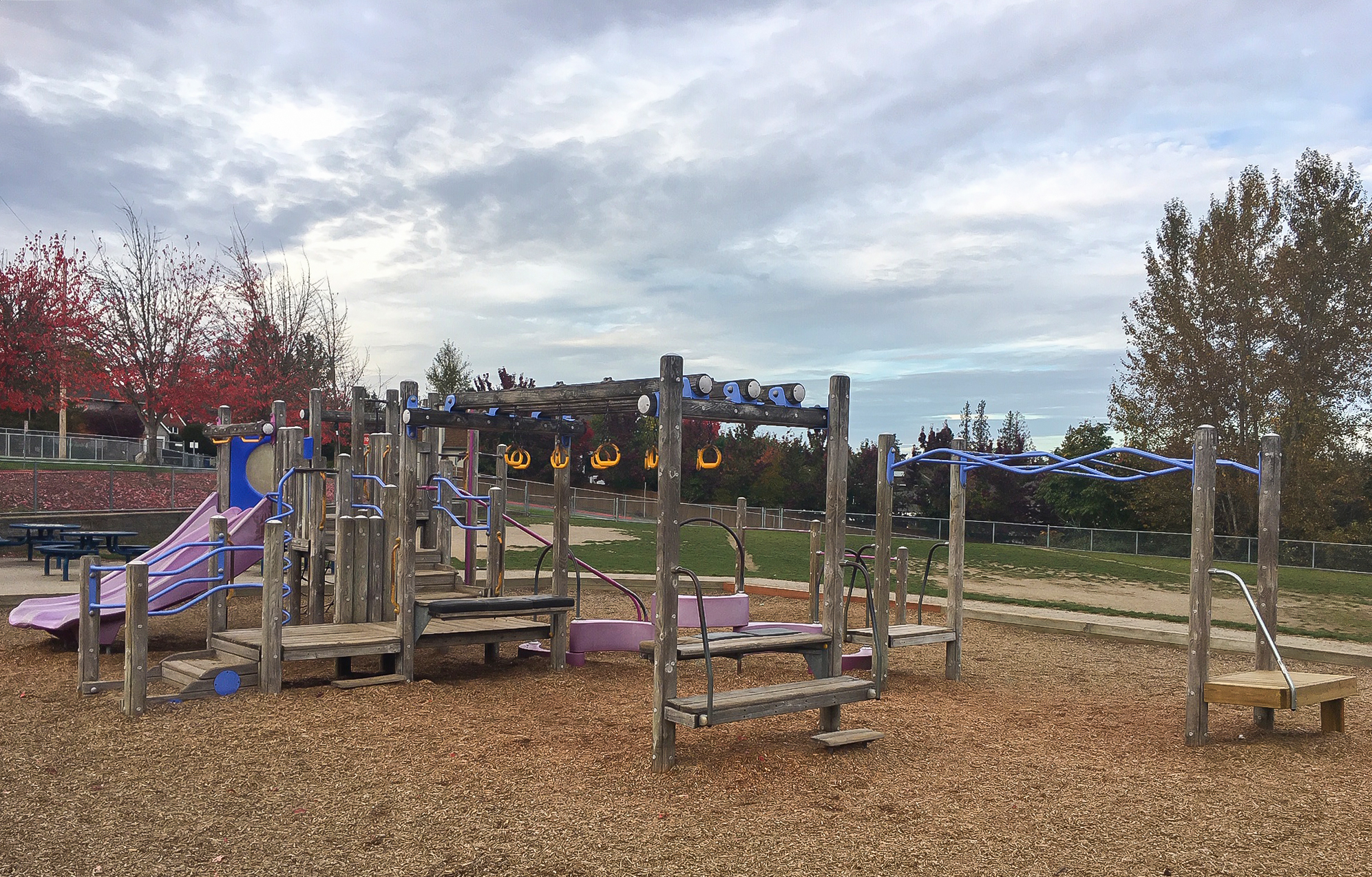 Old Front Playground