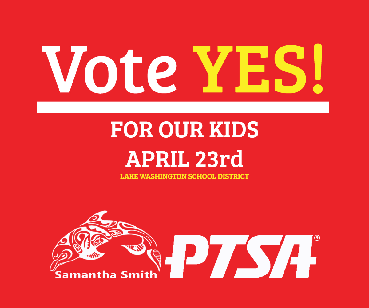 Vote YES Banner