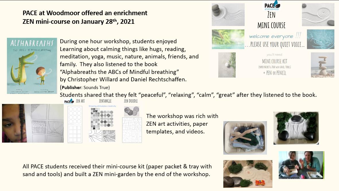 Zen Mini-Course Slide