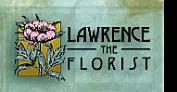 Lawrence The Florist Logo