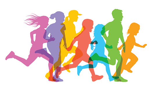Image result for kids running club