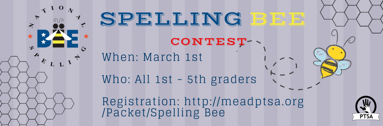 Mead Spelling Bee Contest