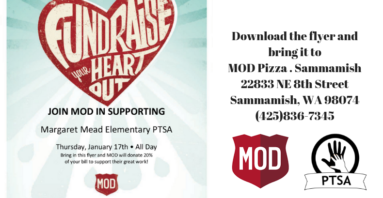 MOD Pizza Fundraising