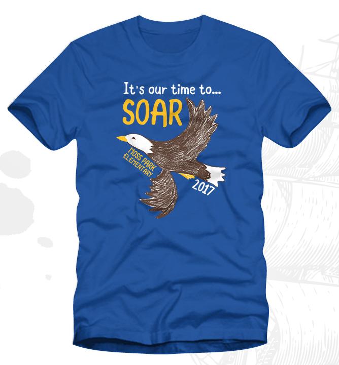 2017 Spirit shirt
