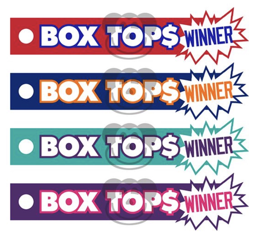 Box Tops Winner
