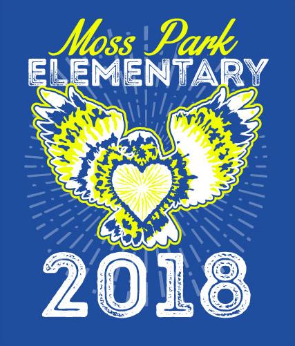 2018 Blue Spirit Shirt