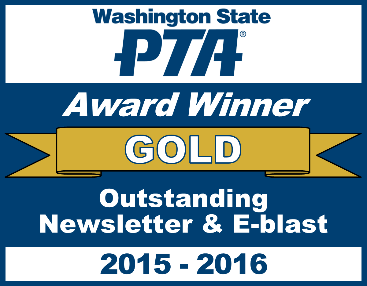 Outstanding Newsletter - Gold 2015-2016
