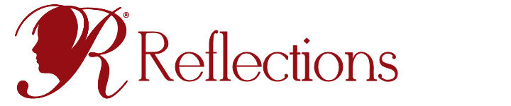 Reflections logo banner