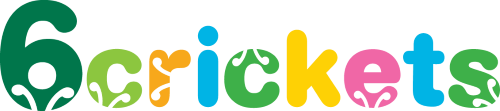 6crickets logo