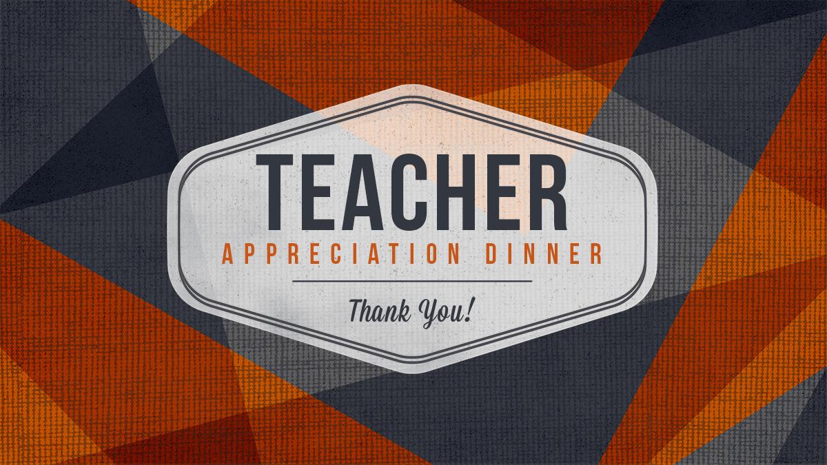 Image result for teacher appreciation meal