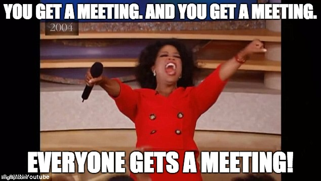 Membership Meeting Meme