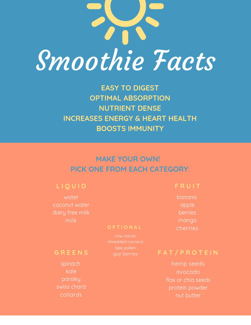 SmoothieFlyer